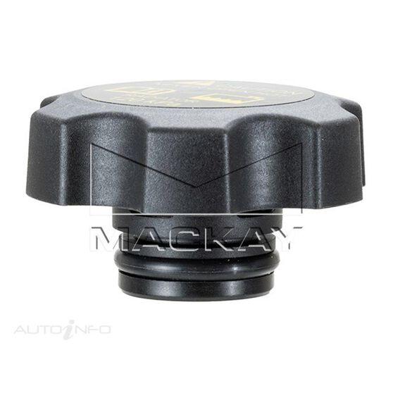 Radiator Cap Plastic Dual O Ring 120KPA, , scaau_hi-res