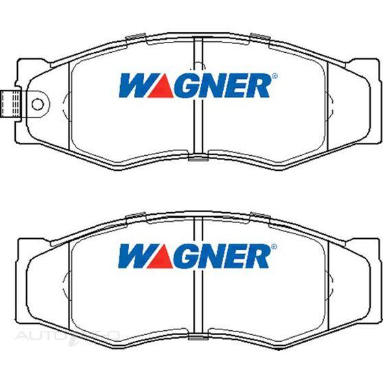 Wagner Brake pad [ Nissan 1982-1998 F ], , scaau_hi-res