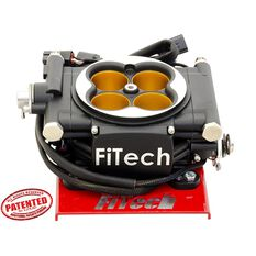 FITECH EFI 8 BLACK FINISH 1200 HP POWER ADDER