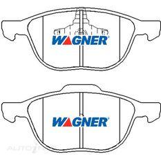 Wagner Brake pad [ Ford/Mazda & Volvo 2004-2014 F ], , scaau_hi-res