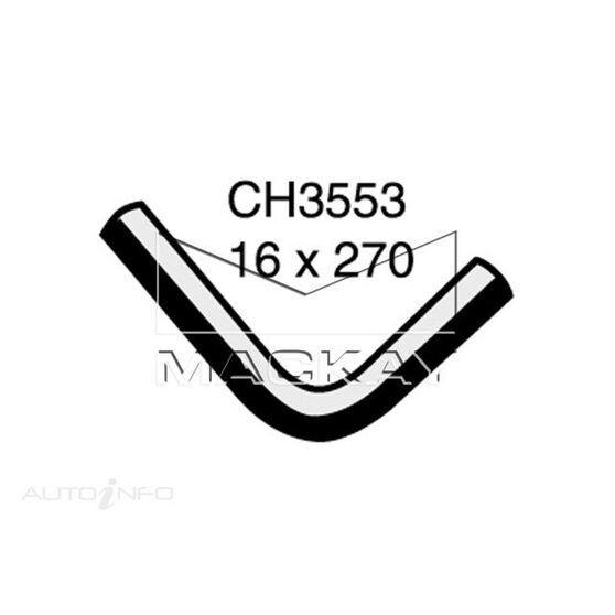 Heater Hose  - TOYOTA LANDCRUISER HJ61R - 4.0L I6 Turbo DIESEL - Manual & Auto, , scaau_hi-res