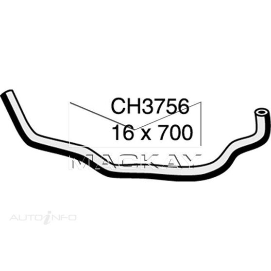 Heater Hose  - TOYOTA LANDCRUISER GRJ120R - 4.0L V6  PETROL - Manual & Auto, , scaau_hi-res
