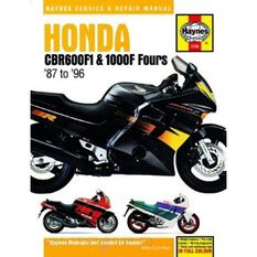 HONDA CBR600F1 AND 1000F FOURS 1987 - 1996, , scaau_hi-res