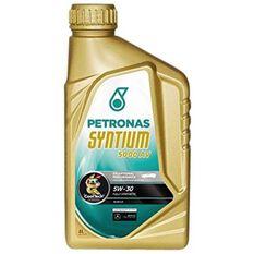 SYNTIUM 5000 AV 5W30 1 LITRE ENGINE OIL PLASTIC BOTTLE, , scaau_hi-res
