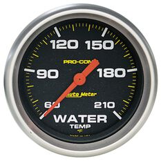 "PRO-COMP 2-5/8"" WATER TEMP"