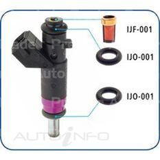 Fuel Injector Service Kit, , scaau_hi-res