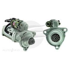 STR 24V 6.5KW 12T MERCEDES - BUS  ACTROS MP3 11.9L 15.9L, , scaau_hi-res