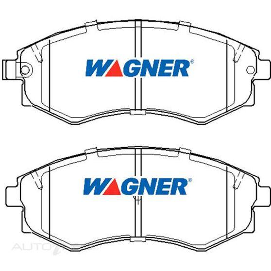Wagner Brake pad [ Mitsubishi Lancer 1990-93 F ], , scaau_hi-res