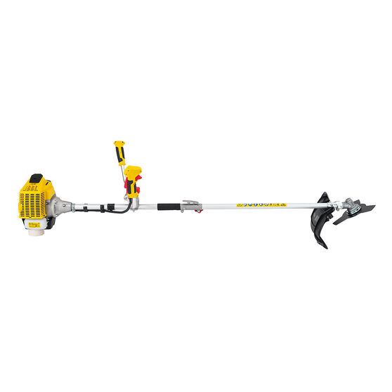 Stanley 2 Stroke Brush Cutter - 51.2cc  - SPS-1400, , scaau_hi-res