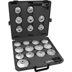 TOLEDO OIL FILTER WRENCH SET 21PC, , scaau_hi-res