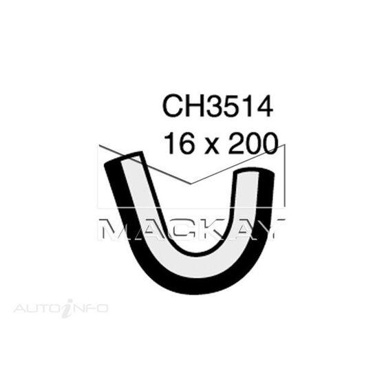Engine By Pass Hose  - NISSAN PINTARA U12 - 2.0L I4  PETROL - Manual & Auto, , scaau_hi-res