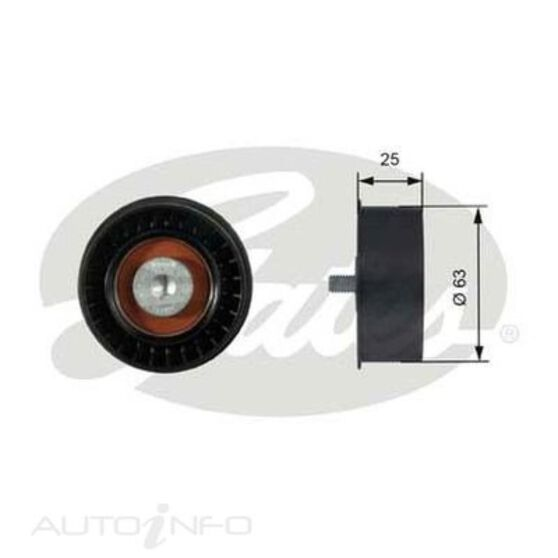 T42077 SBDS IDLER PULLEY, , scaau_hi-res