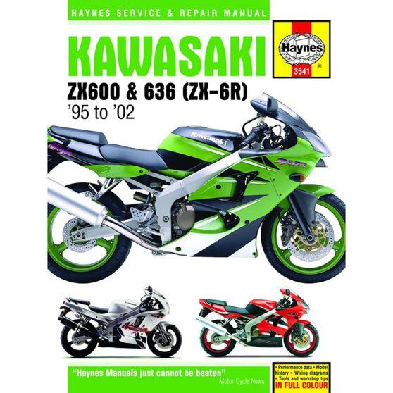 KAWASAKI ZX-6R NINJA FOURS19(95 - 2002, , scaau_hi-res