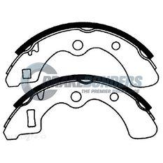Brake Shoes - Honda / Rover / Triumph 180mm, , scaau_hi-res