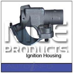 Ignition Housing, , scaau_hi-res