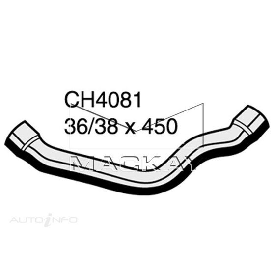 Radiator Upper Hose  - MERCEDES BENZ E230 W210 - 2.3L I4  PETROL - Manual & Auto, , scaau_hi-res