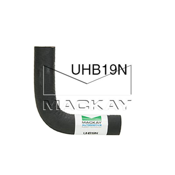 """90° Universal Hose Bend - Fuel & Oil Applications - 19mm (3/4"""") ID - 105mm x 105mm Arm Lengths (Nitrile Rubber), , scaau_hi-res"""