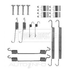 L'ROVER FREELANDER 11/00-10/06 FITTING KIT - SHOES, , scaau_hi-res