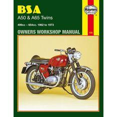 BSA A50 & A65 TWINS 1962 - 1973, , scaau_hi-res