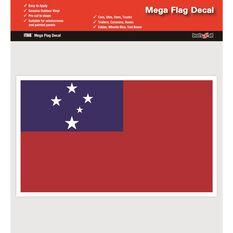 SAMOA MEGA FLAG DECAL, , scaau_hi-res