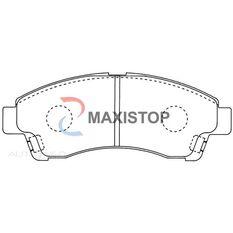 MAXISTOP DBP (F) COURIER 2.6L 4X2 3/96 - 2/99, B2500, B2600 4X2 4/96 - 02