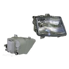 MERCEDES BENZ VITO  W638  02/1998 ~ 03/2004  HEADLIGHT   RIGHT HAND SIDE, , scaau_hi-res