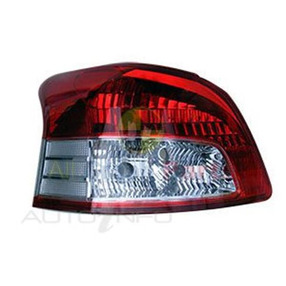 LH TAIL LAMP ASSY