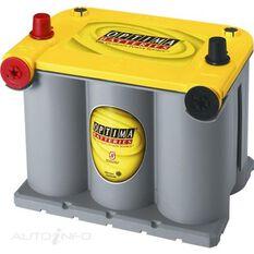 D75/25 Optima Yellow Battery