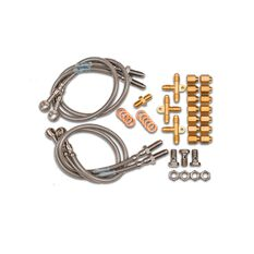 HOSE KIT- TANDEM AXLE S/STEEL, , scaau_hi-res