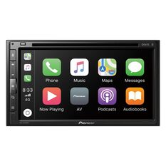 "Pioneer 6.8"" Audio Visual Head Unit with CarPlay, Android Auto & Bluetooth - AVHZ5250BT"