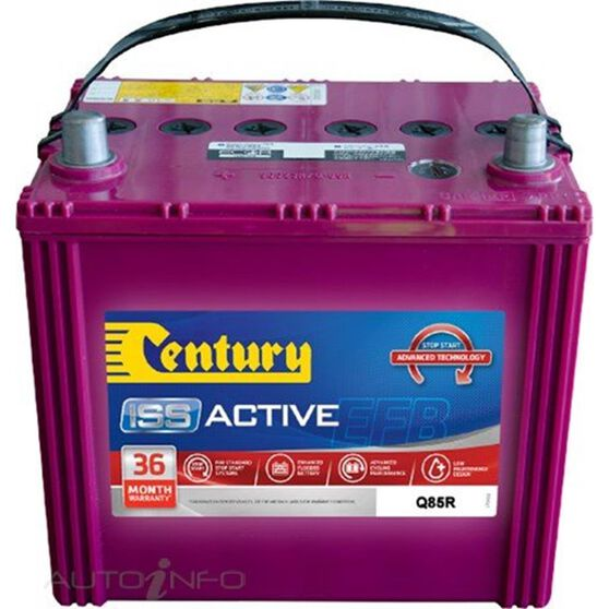 CENTURY ISS ACTIVE BATTERY - Q85R, , scaau_hi-res
