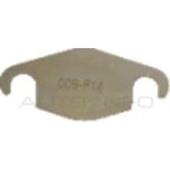 4WD - FORD/MAZ EGR BLANKING PLATE - 2.5L WLT ENGINE 2006-2011 MAZDA BT50 / 3.0L DURATORQ MZR-CD ENGINE 2006-2011 FORD RANGER (PK/PJ) - 45MM HOLE C/C, , scaau_hi-res
