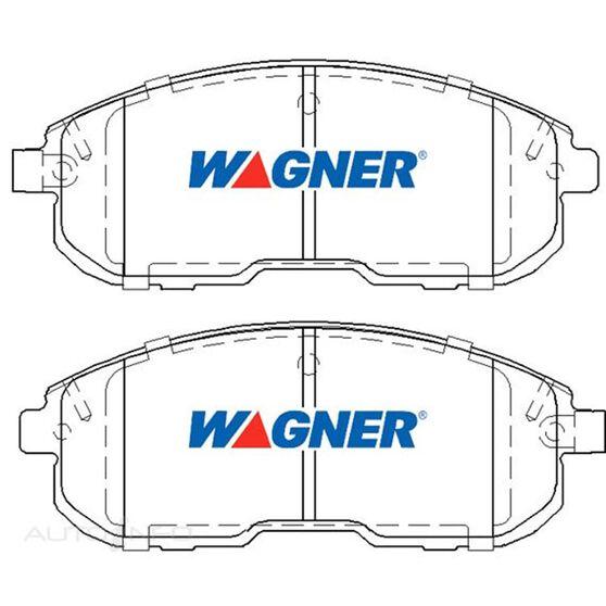 Wagner Brake pad [ Nissan Maxima & Stagea 2002-2014 F ], , scaau_hi-res