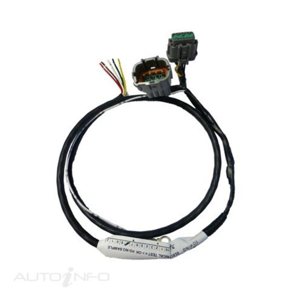 spareco tow bar wiring harness