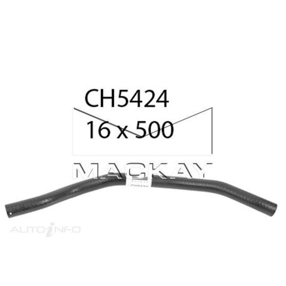 Heater Hose  - TOYOTA LANDCRUISER KDJ120R - 3.0L I4 Turbo DIESEL - Manual & Auto, , scaau_hi-res