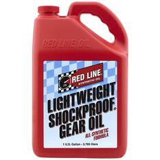 REDLINE LIGHT WGT SHOCK PROOF GEAR OIL GAL [3.78 L] RL148-4