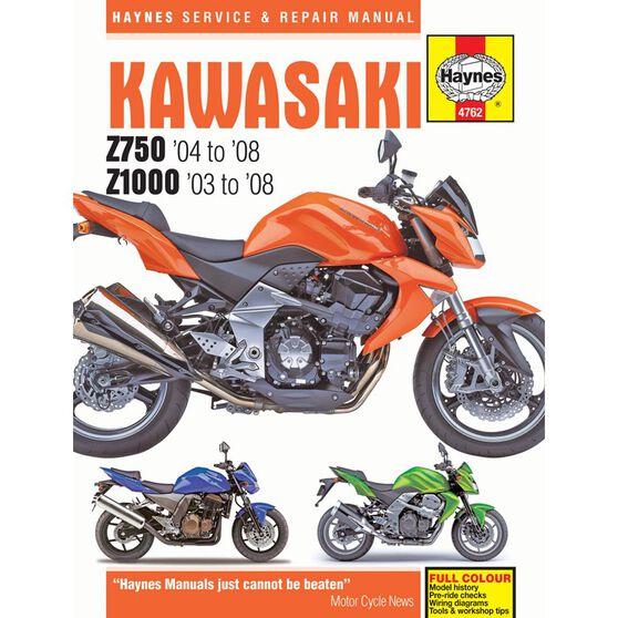 KAWASAKI Z750 & Z1000 2003 - 2008, , scaau_hi-res