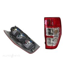 FORD RANGER  PX  09/2011 ~ ONWARDS  TAIL LIGHT  RIGHT HAND SIDE, , scaau_hi-res