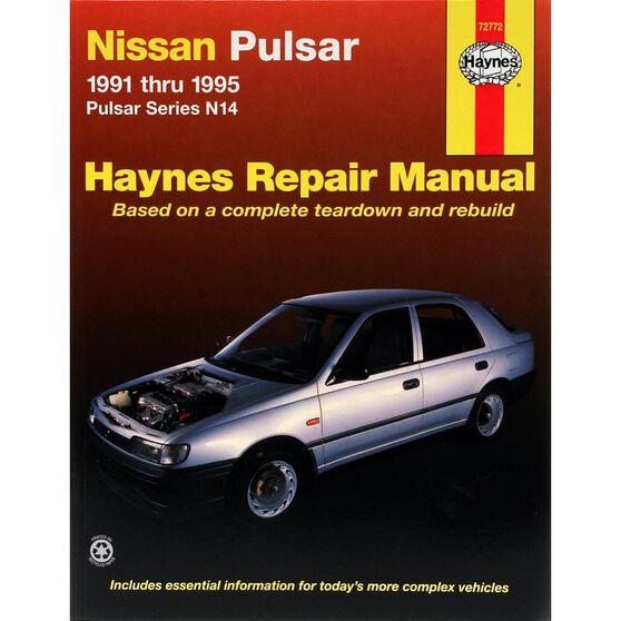 NISSAN PULSAR N14 1991-1995, , scaau_hi-res