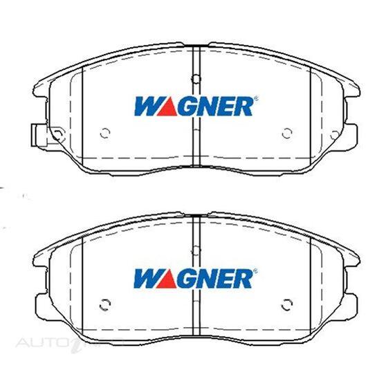 Wagner Brake pad [ Hyundai/Kia & Ssangyong 2004-2014 F ], , scaau_hi-res