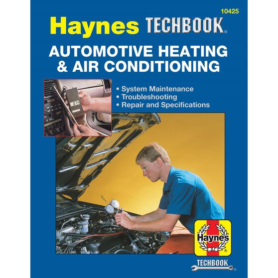 AUTOMOTIVE HEATING AND AIR CONDITIONING HAYNES TECHBOOK, , scaau_hi-res