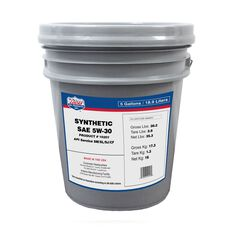SEMI-SYNTHETIC 5W-30 MOTOR OIL, 18.9 LTR, , scaau_hi-res
