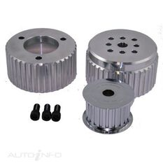GILMER PULLEY KIT S/B CHEV SWP, , scaau_hi-res