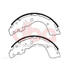 Street Series Brake Shoes [Ford Ranger/ Mazda BT50 295mm], , scaau_hi-res