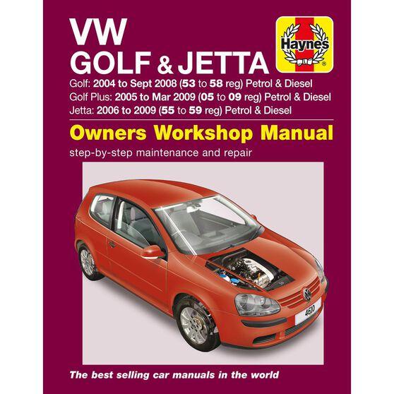 VW GOLF (2004 - 2008), GOLF PLUS (2005 - 2009) & JETTA (2006 - 2009), , scaau_hi-res