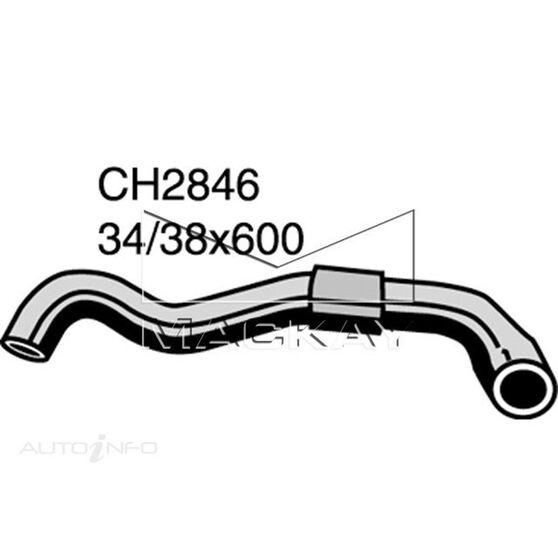 Radiator Lower Hose  - NISSAN CABSTAR F22 - 2.7L I4  DIESEL - Manual & Auto, , scaau_hi-res