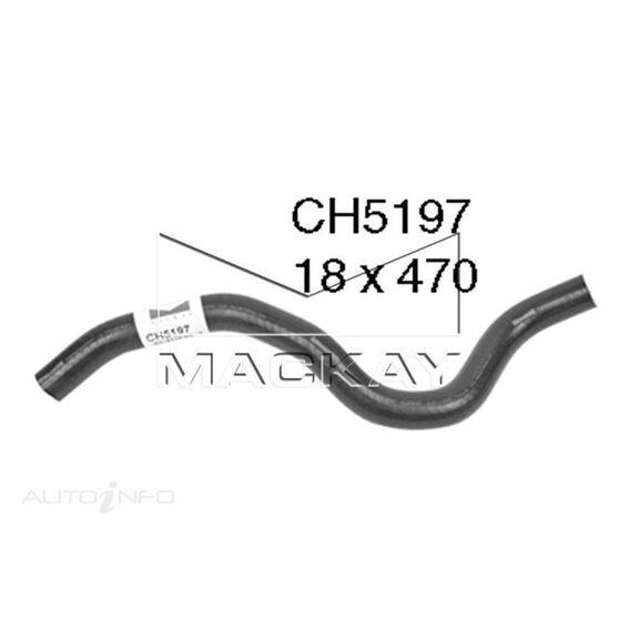 Heater Hose  - NISSAN X-TRAIL T31 - 2.5L I4  PETROL - Manual & Auto, , scaau_hi-res