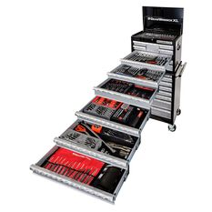 310 PC TOOL KIT WITH CHEST & ROLL CAB :A, , scaau_hi-res