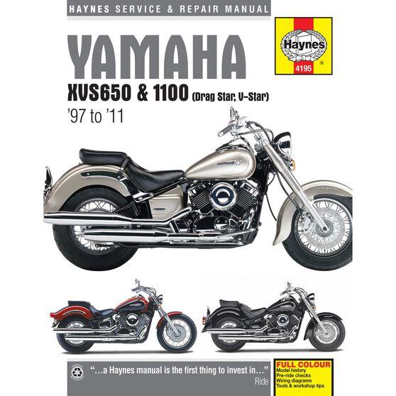 YAMAHA XVS650 & 1100 DRAG STAR/V-STAR 1997 - 2011, , scaau_hi-res