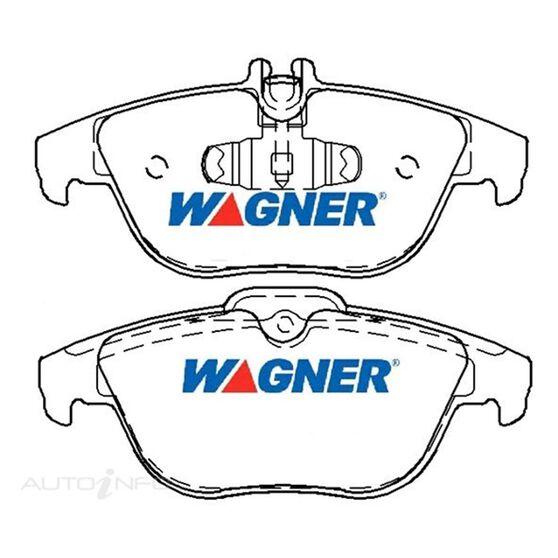 Wagner Brake pad [ Mercedes 2007 - on R ], , scaau_hi-res